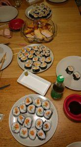 סושי איך להכין סושי
