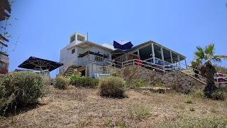 מסעדת בית חנקין על חוף הים בחדרה