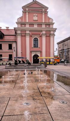 זמושץ - פולין - Zamość - יום טיול מלובלין