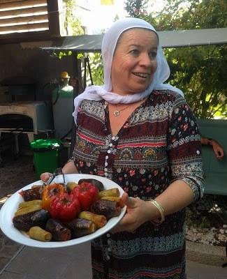דרוזים בגליל - אוכל דרוזי בגליל - פסטיבל הזית
