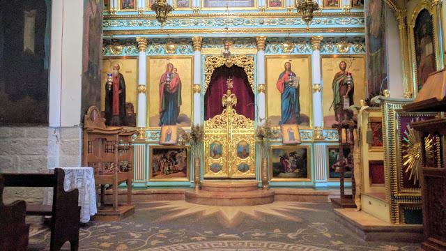 מתחם המנזר