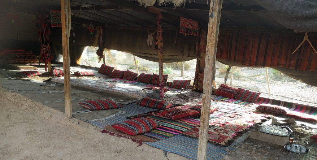מ צריף בגוריון מומלץ לסוע אל יאהלה אירוח בדואי בהר הנגב