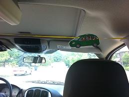 7 משחקים והפעלות לנסיעה עם ילדים משחקים לדרך מכונית על חוט