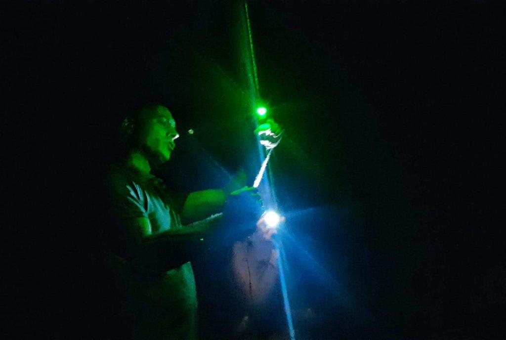 מה עושים בנגב - תצפית כוכבים עם בועז שר שלום