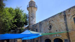 צפת המסגד
