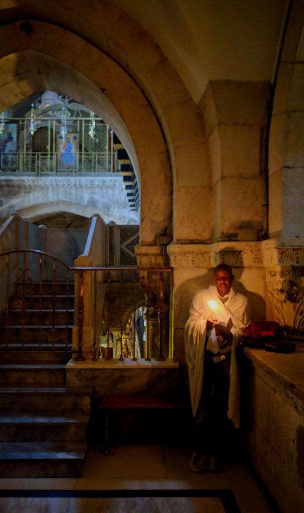 העיר העתיקה כנסיית הקבר תפילה