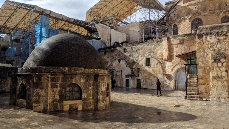 העיר העתיקה הכנסיה האתיופית