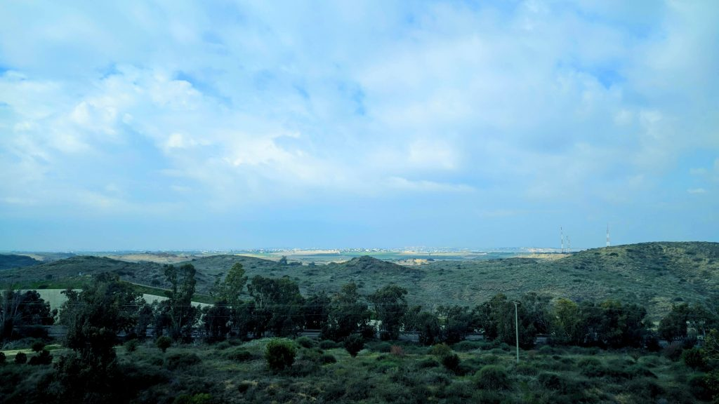 שדרות - גבעת קובי
