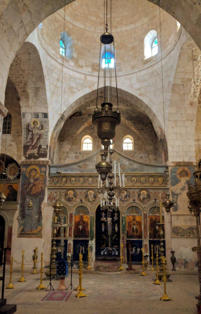 ירושלים שמתחת מנזר עמק המצלבה