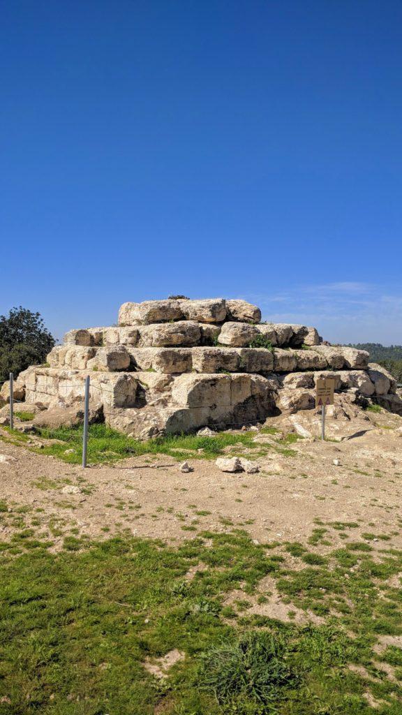 מטה יהודה - חורבת מדרס
