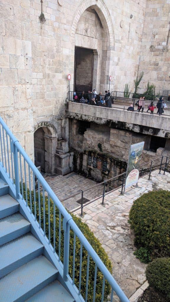השער הרומי