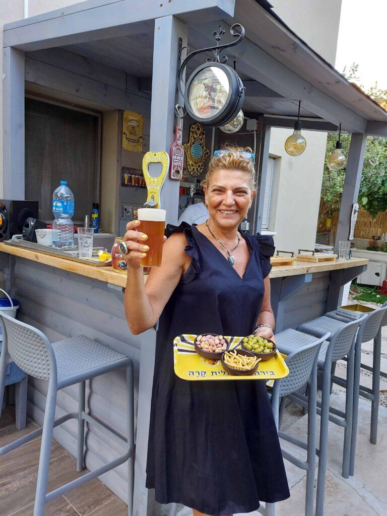 סדנאות הבירה של הדס קרמזין