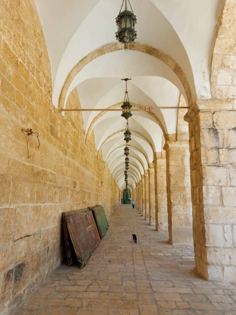 ירושלים של מעלה הר הבית