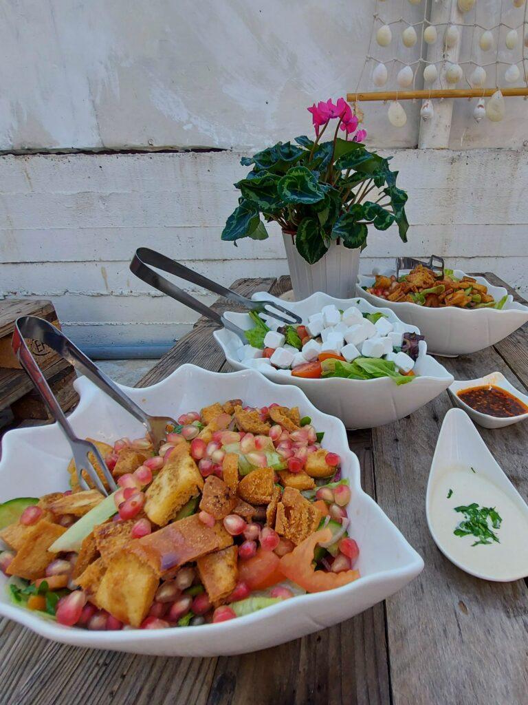 הכפרים הבדואים בגליל מסעדת חמודי
