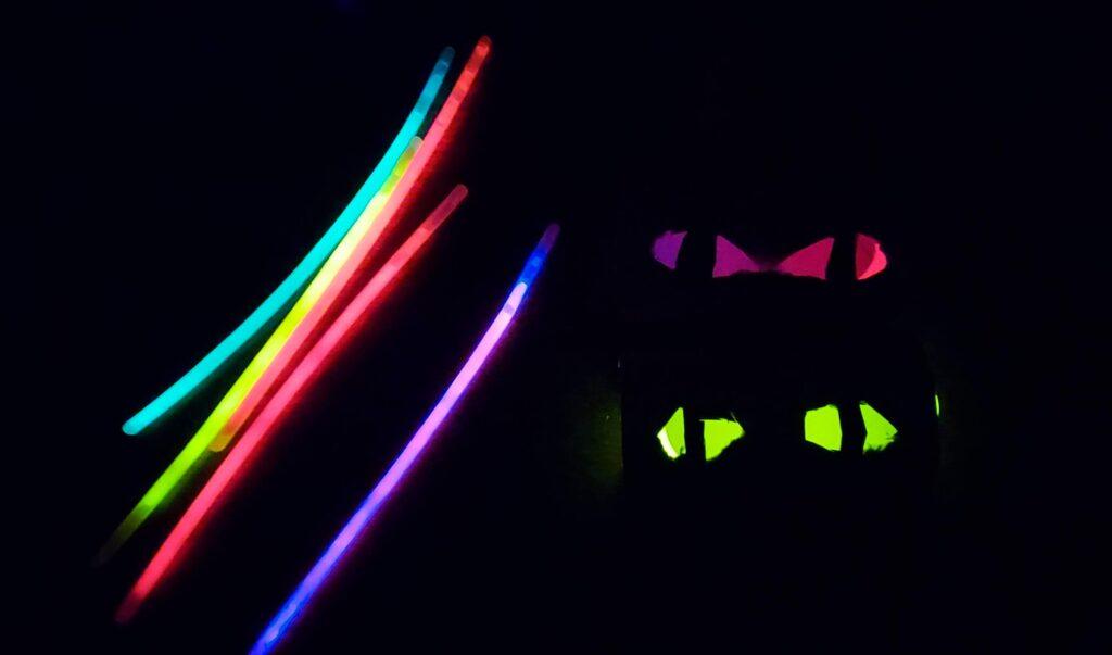 משחקים של אור בחושך לחג החנוכה