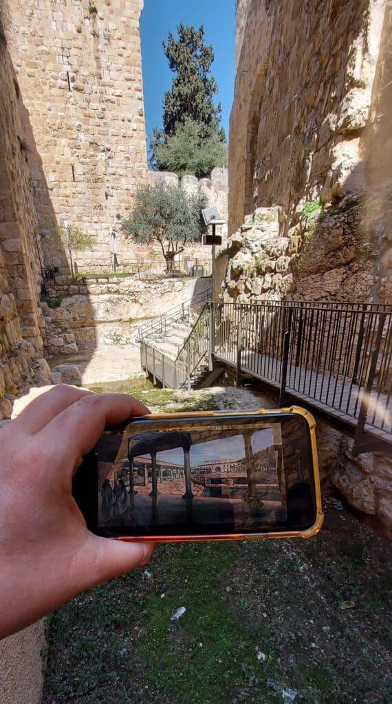 ירושלים של מעלה אז והיום