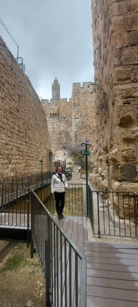 ירושלים של מעלה סיור נשים על חומות העיר