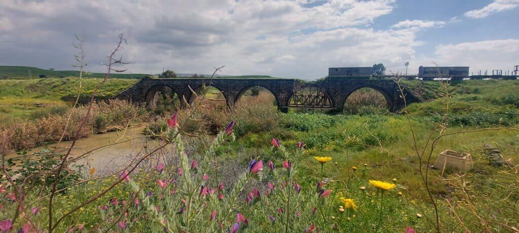 גשר הישנה נהריים הגשר העותמני