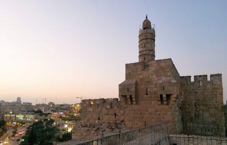 ירושלים של מעלה – סיור בהר הבית, הכותל וחומות העיר