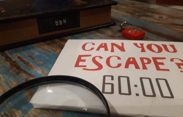 בלוגרית א' נעלמה – חדר בריחה מותאם אישית